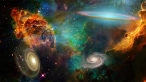 派手な宇宙